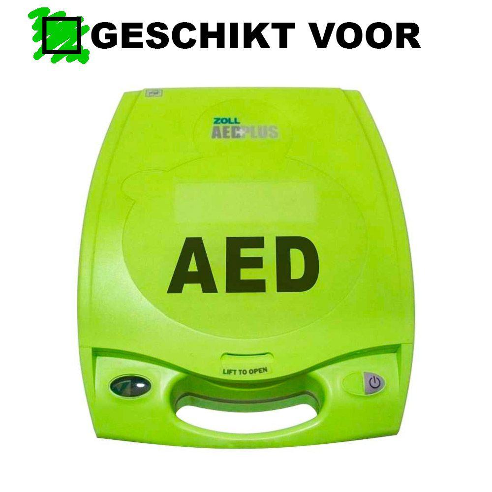 Geschikt voor de ZOLL AED PLUS