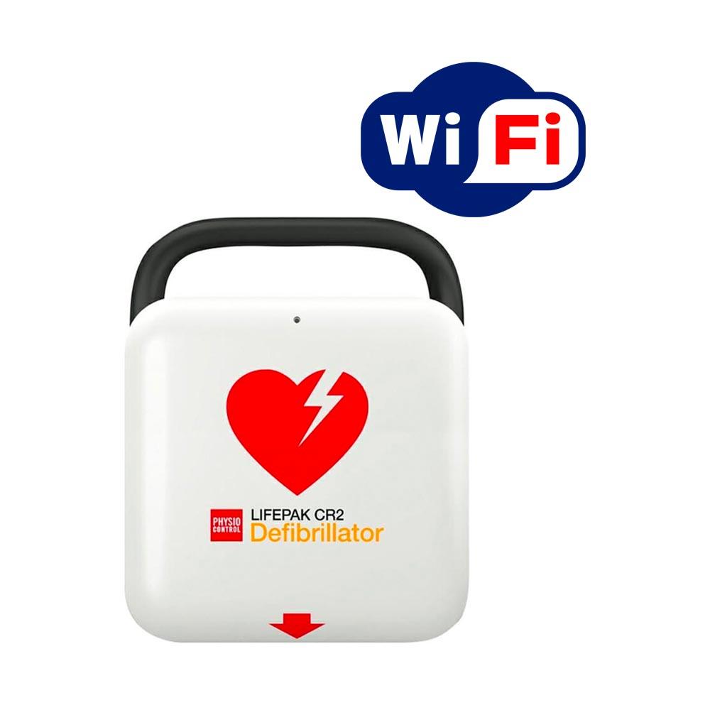 wifi Physio-Control Lifepak CR2 WiFi NL - REF 99512-000153